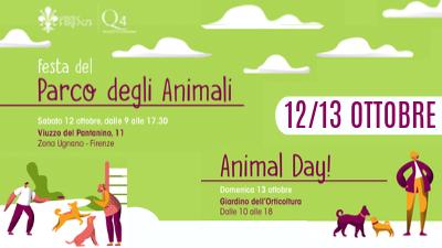Festa al Parco degli Animali e Animal day