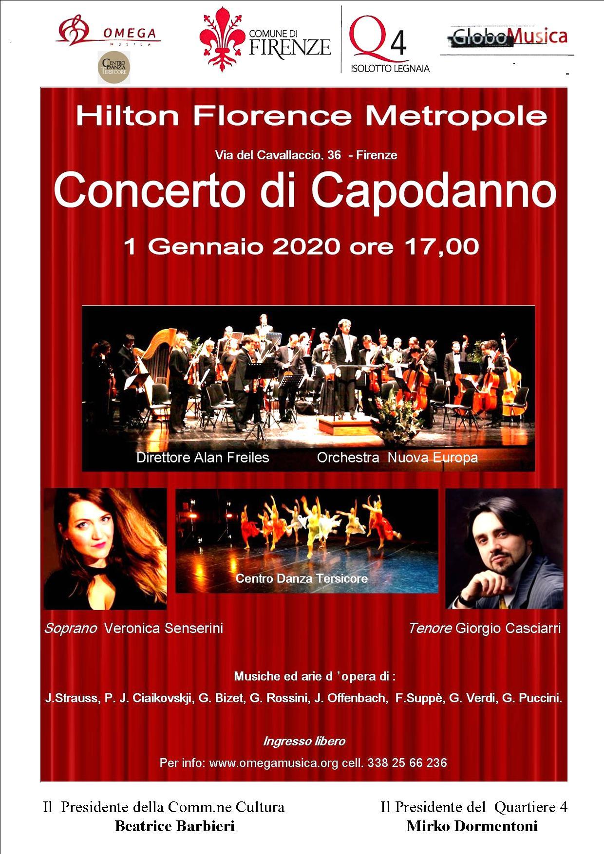 Concerto di Capodanno al Q4